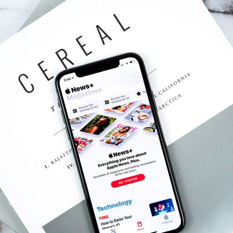 Helix IPTV Cereal Project