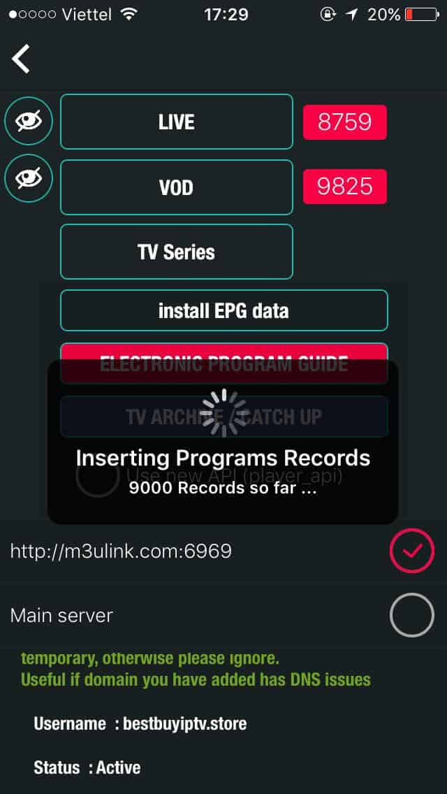 Helix IPTV How to use IPTV on GSE app for IOS and Apple TV ?